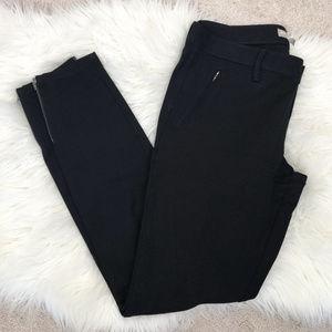 Banana Republic Sloan Fit Black Skinny Jeans